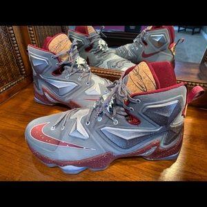 """Nike LeBron 13 XIII """"Opening Night"""" """"Fine Wine"""" 🔥"""